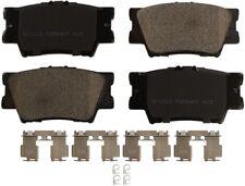 Disc Brake Pad Set-AWD Rear Monroe GX1212