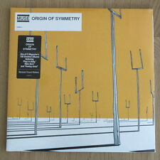 MUSE - Origin of Symmetry **Vinyl-2LP**NEW**older press**
