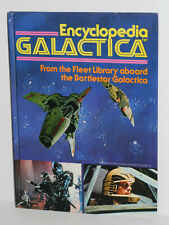 1979 Encyclopedia Galactia Book From The Fleet Library - Hardcover vintage