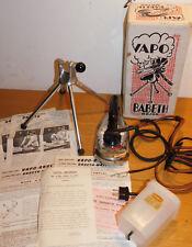 vintage FER à REPASSER VAPO BABETH MAJOR mini pressing JEANNETTE bakelite