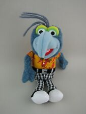 Gonzo Plush Bean Bag Doll Muppets Sababa Toys 8 inch
