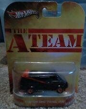 The A Team Custom Gmc Panel Van 2012 Hot Wheels Retro Entertainment