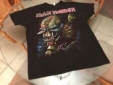 Iron Maiden The Final Frontier Xxl T Shirt! Also See Judas Priest & Dio