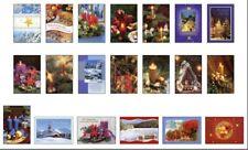 100 Weihnachtskarten Grusskarten Weihnachten Postkarten 221005 TA