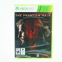 Metal Gear Solid V The Phantom Pain: Xbox 360 [Brand New]