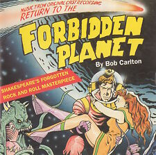RETURN TO THE FORBIDDEN PLANET - LIVE AT THE CAMBRIDGE THEATRE - SOUNDTRACK CD