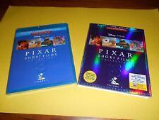 PIXAR SHORT FILMS COLLECTION: Disney Vol. 3 Blu-ray+DVD+Digital] New + Fast Ship