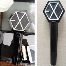 KPOP EXO 1st Lightstick EXO Love Light Stick Concert In Dome Glow Lamp Black