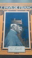 Rivista Il Paesi Di Francia Il Mattina N° 97 Parigi 1916 GAL la Fatica ABE