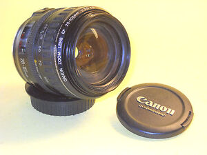 Canon EF 28-105mm 3,5-4,5 USM Lens in extremely good condition!