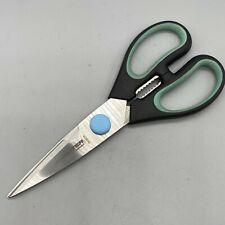 "Dexter-Russell SGS01B Multi Purpose Professional Scissors 8"" Sofgrip Detachable"