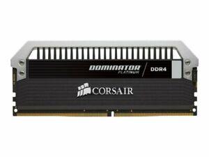 DDR4 32Go (2x16Go) 3000MHz C15 Corsair Dominator Platinum