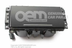 Audi Q8 European hidden cup holder GENUINE AUDI PARTS!! 4M8863276 4M8862533 NEW!