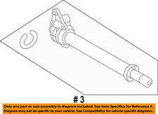FORD OEM-Front Intermediate Shaft 8T4Z3A329A