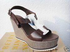 OE Sandalette, Echleder *EinzelPaar* Gr.39  BoutiqueSchuhe Spain  NEU