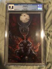 VENOM #3 by DONNY CATES CGC 9.8 SKAN VIRGIN VARIANT /500 1ST KNULL SPIDER-MAN