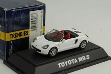 Toyota MR-S Roadster White 1:43 Ebbro