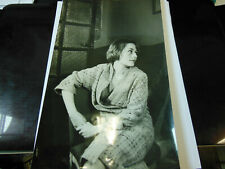 Photo Annie Girardot  photo léral Paris 18x30 / BC19