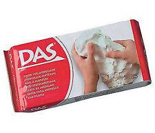 DAS White Modelling Air Drying Clay 1 kg - 8000144074105
