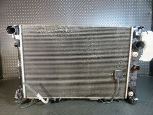 Mercedes C350 Cooling Motor Radiator A/C Condeser Assy 88 K  13  16  A2045003003
