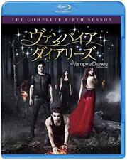 The Vampire Diaries <Fifth> Complete set (4 Disc) [Blu-ray]