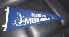North Melbourne 1975  VFL Premiers Pennant /  Flag - old - rare - original