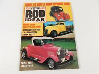 Vintage Original September 1976 1001 Custom & Rod Ideas Magazine Custom Car Mods