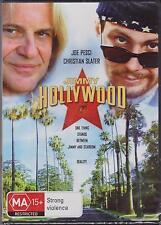 JIMMY HOLLYWOOD - JOE PESCI - CHRISTIAN SLATER - VICTORIA ABRIL - DVD - NEW