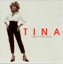 Twenty Four Seven by Tina Turner (CD, Nov-1999, Virgin records R&B, Soul 47 mins
