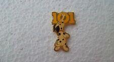 *~*Disney Cast Exclusive 101 Dalmatians Puppy Yellow 101 Ret. Pin*~*