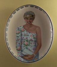 A Princess To Cherish Diana: Queen of Our Hearts Plate #14 Fourteenth Issue Di