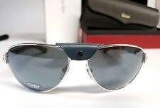 b25832eda88 SANTOS DE CARTIER Brille T8200941 Wood Ergonomic Polarized Mirror  Sunglasses NEW
