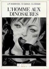 L'homme aux dinosaures Andrevon  Jean-Pierre Occasion Livre