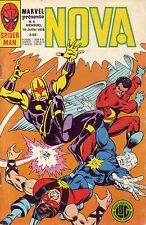 BD ! Nova N°6 ! Ed Lug ! juillet 1978 ! CBD 2