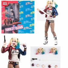 Suicide Squad Harley Quinn K.O SHF S.H.Figuarts Collection PVC Action Figure Toy