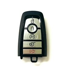 NEW OEM 2017 2018 FORD FUSION KEYLESS REMOTE 5 BUTTON AND UNCUT KEY