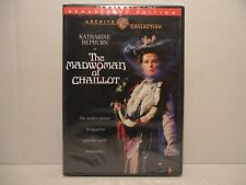 The Madwoman of Chaillot (DVD, 2011)