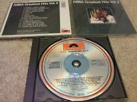 ABBA - Greatest Hits Vol. 2 CD West Germany