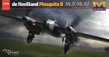 HK Models 1 32 01e16 Mosquito B MK Ix/xvi RAF Model Aircraft Kit