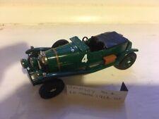 Bentley LE MANS 1928 No 4 1/43 MCM?
