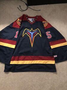 NHL Atlanta Thrashers Heatley jersey CCM XL