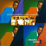KIRK & THE FAMILY FRANKLIN : WHATCHA LOOKIN 4 (CD) sealed