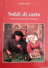 HN Poddi S. SOLDI DI CARTA 2016 Prefazione Prof. Guido Crapanzano