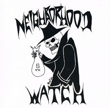 Neighborhood Watch (s/t) CD - New / Sealed (2008) Hardcore Punk