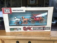 Britains Overland Stage 7615 In Very Good Condition