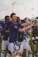 CHESTERFIELD: JAY O'SHEA SIGNED 6x4 CELEBRATION PHOTO+COA