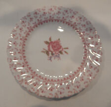 """JOHNSON BROS ROSE BOUQUET BREAD PLATE (S) 6 1/8"""" MADE IN ENGLAND"""