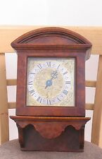 Vintage & Antique Clock Longcase bracket Fusee Lantern Dial Restoration Service