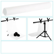 "Neewer Photo Video Studio White 16x30"" Seamless PVC Backdrop Background Paper"