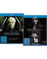 Winchester / Hereditary (im Bundle)[Blu-ray/NEU/OVP] Helen Mirren / Toni Collett